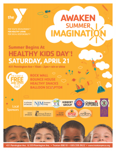 Capital Area YMCA Healthy Kids Day @ Trenton | New Jersey | United States