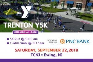 6th Annual Trenton Y5K @ The College of New Jersey | Ewing Township | New Jersey | United States