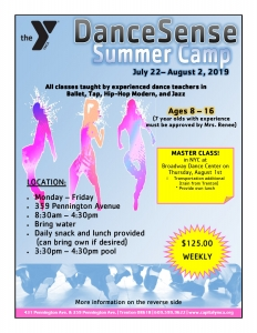 DanceSense Summer Camp