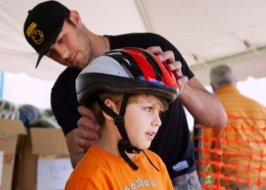 Bicycle Safety Rodeo and Safe Kids Day @ St. Lawrence Rehabilitation Center | Lawrence Township | New Jersey | United States